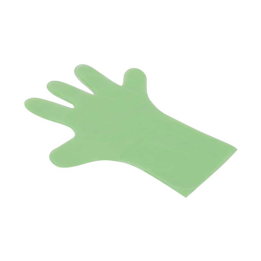 Unigloves PE-Handschuhe Grün | 100 Stück