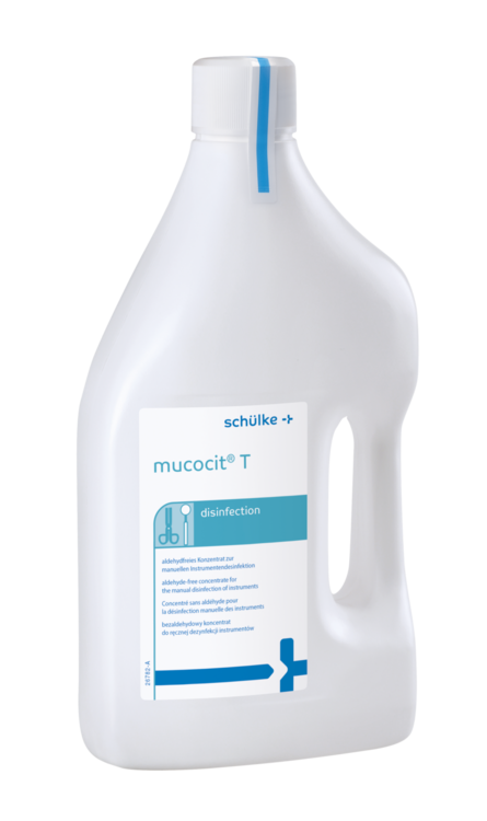 Schülke | mucocit-T | Instrumentendesinfektion | 2 l