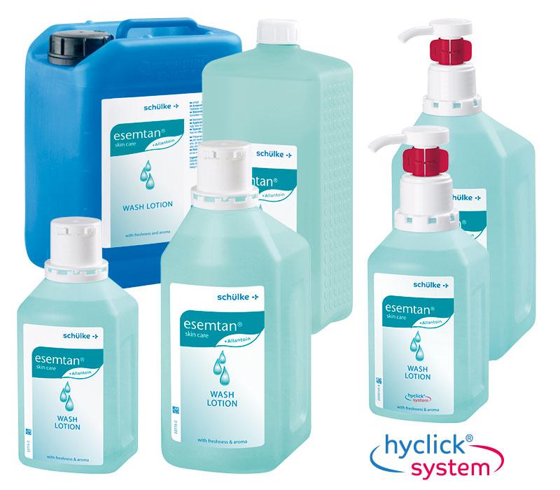 Schülke | esemtan wash lotion |  5 Liter Kanister |  Waschlotion