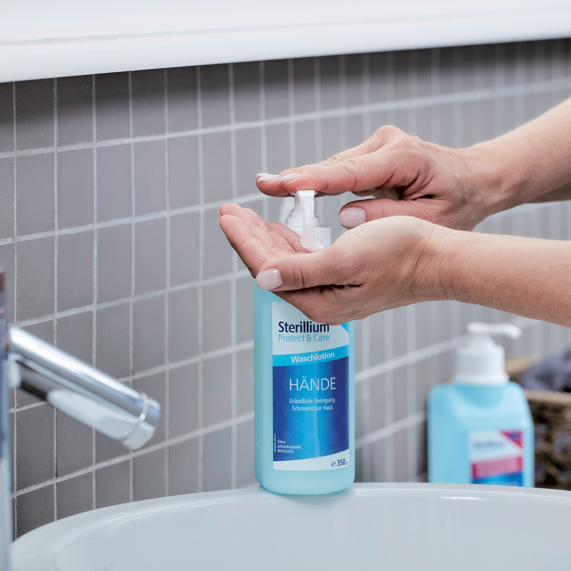 Hartmann | Sterillium Protect & Care Waschlotion | 350 ml