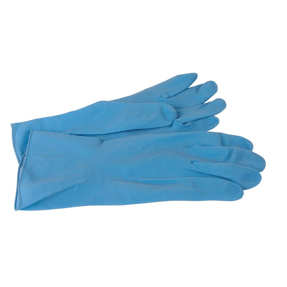 Unigloves Allsafe Eco Blue | Latexhandschuhe | 12 Paar | Größe XL
