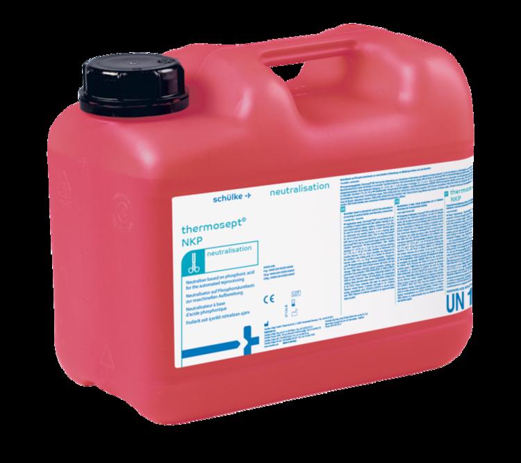 Schülke | thermosept NKP – Neutralisationskompo. | 6 kg | Instrumentendesinfektion