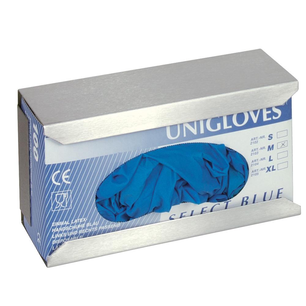 Unigloves Handschuhhalter | 75 mm Edelstahl