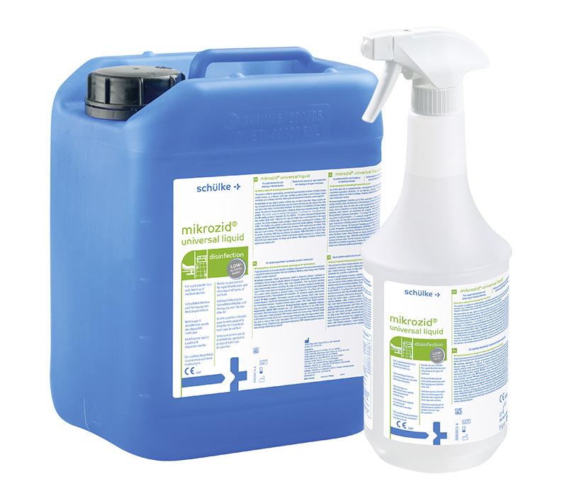 Mikrozid Universal Liquid | Geringalkoholisch | 1 l