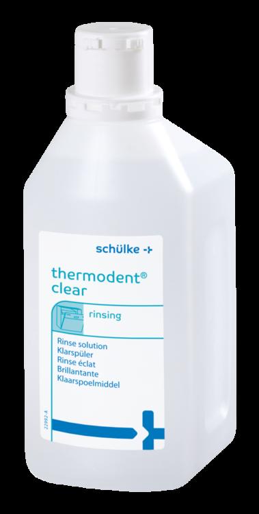 Schülke | thermodent clear | 1 l | Dentalspezialitäten