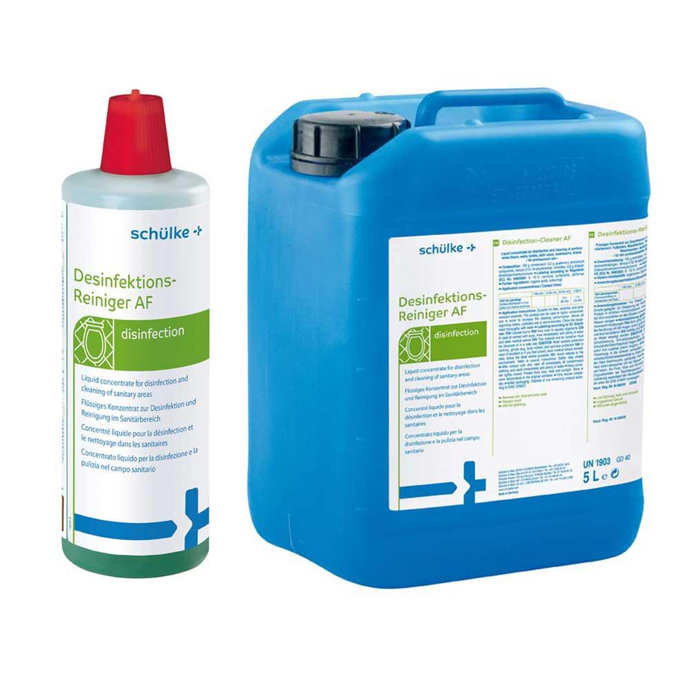 Schülke | Desinfektions-Reiniger AF | Saures Flüssigkonzentrat | 5 l