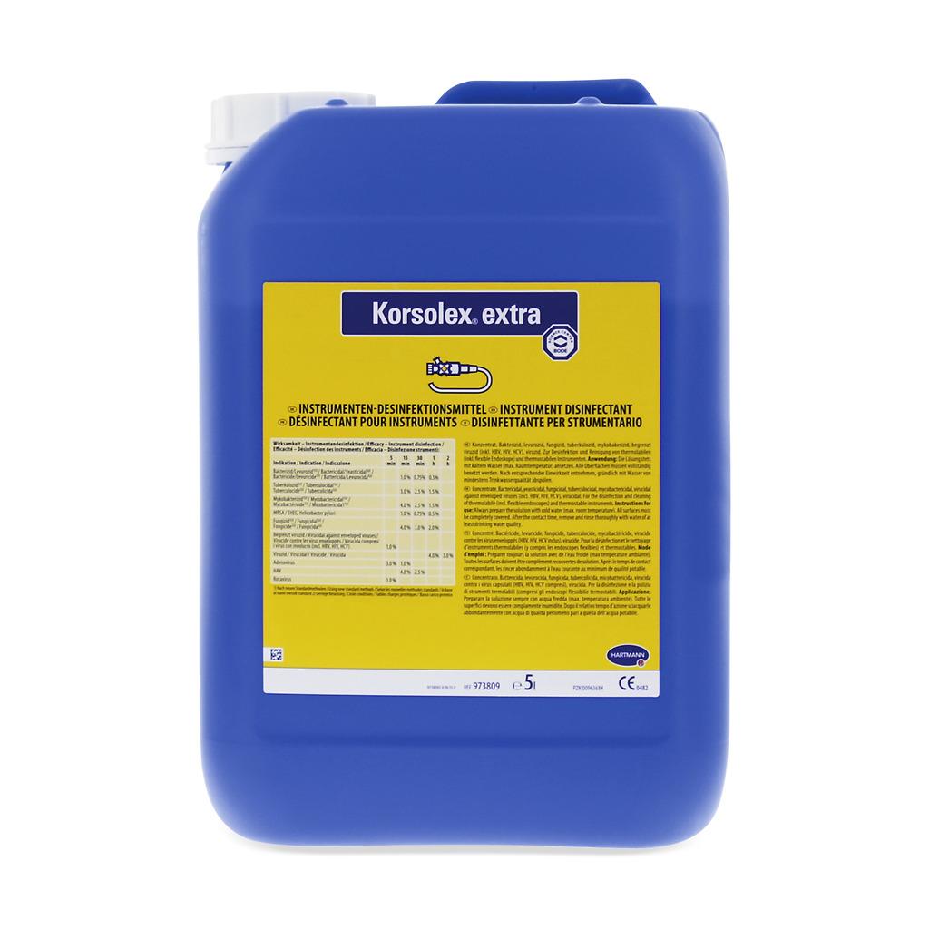 Hartmann | Korsolex extra | Desinfektionsmittel | 5 Liter