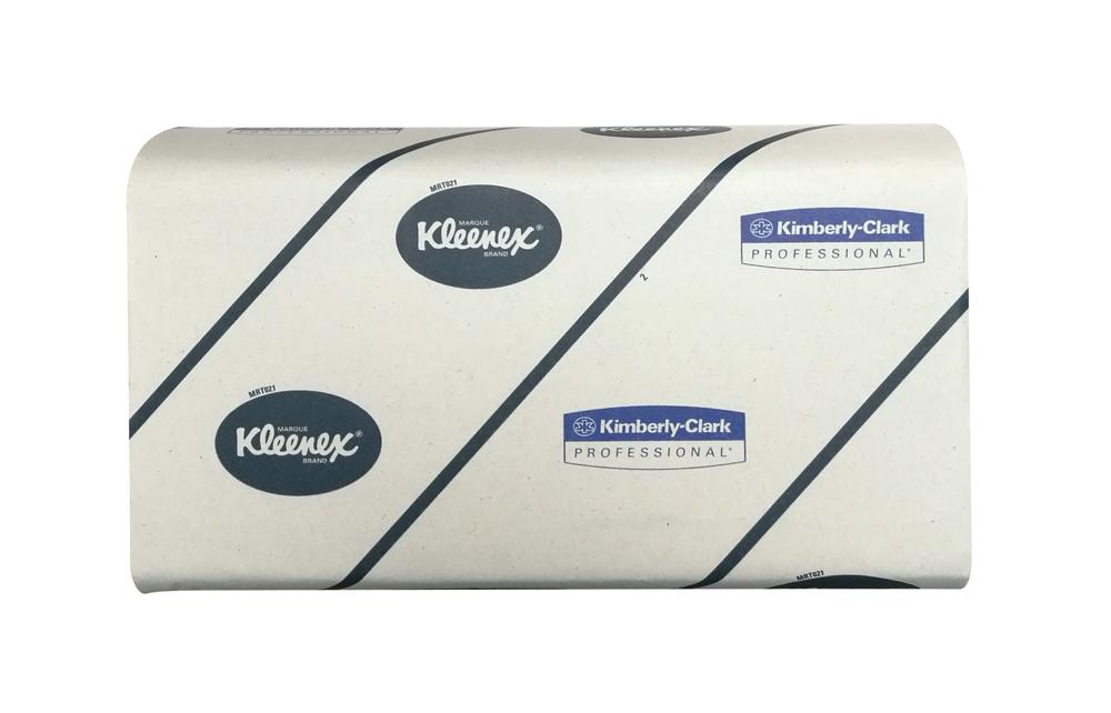 KLEENEX Ultra 6710 | Falthandtücher 21,5 x 31,5 cm | 3-lagig | 1440 Blätter