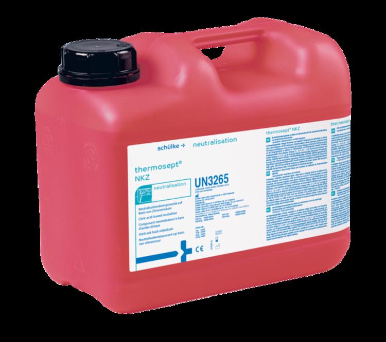 Schülke | thermosept NKZ – NeutralKompZitronensäure| 5 kg | Instrumentendesinfektion