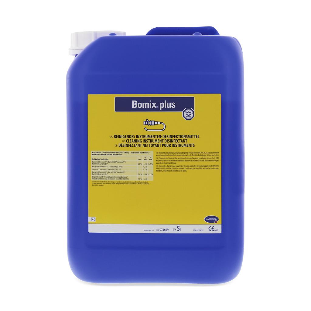 Hartmann | Bomix plus | Instrumentendesinfektion | 5 Liter