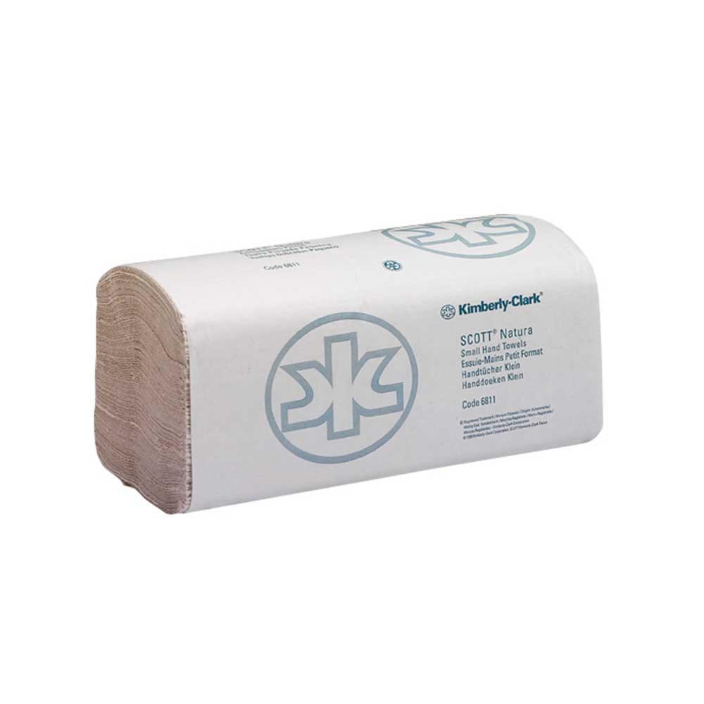 Kimberley-Clark Scott Natura | Papierhandtücher