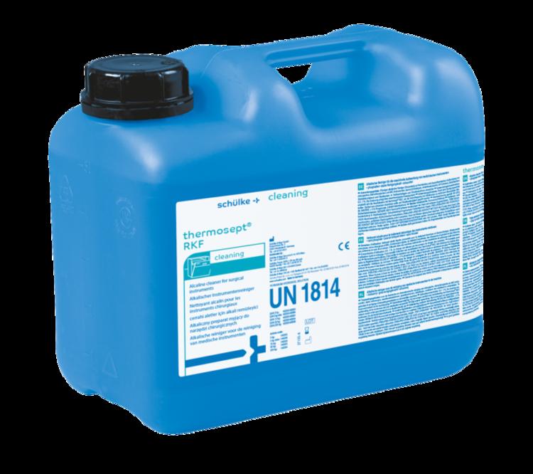 Schülke   thermosept RKF – ReinKomponente flüssig   5 kg   Instrumentendesinfektion